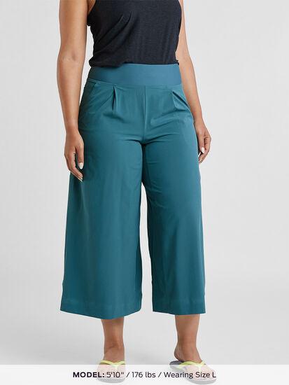 Round Trip Wide Leg Pants: Image 3