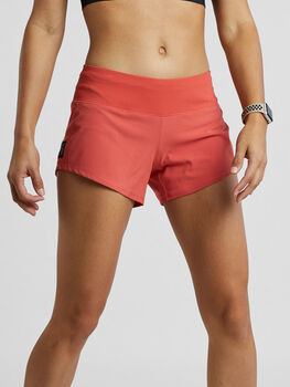 "Obsession Running Shorts 4"" - Solid"