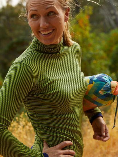 Synergy T-neck Sweater: Image 2