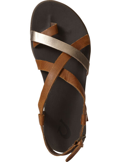 Monarch Ankle Strap Sandal: Image 4