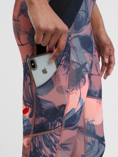 Just Right Pocket Tights - Print: Image 4