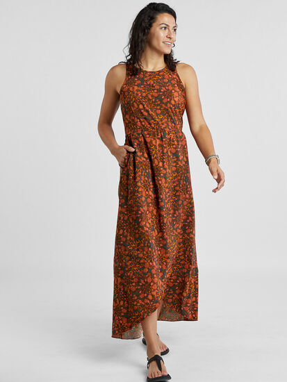 Crusher Maxi Dress: Image 3