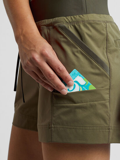 Zephyr Ultralight Explorer Shorts: Image 4