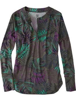 Sunbuster Long Sleeve 1/4 Zip Pullover - Aloha
