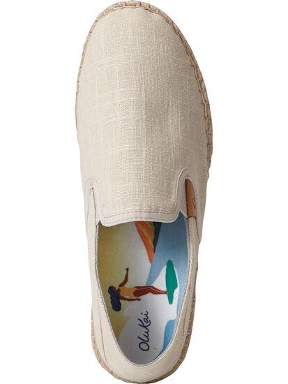 Surfer Slip-On - Linen: Image 4