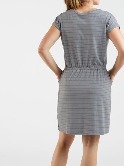 Aviatrix Short Sleeve Dress: Image 4