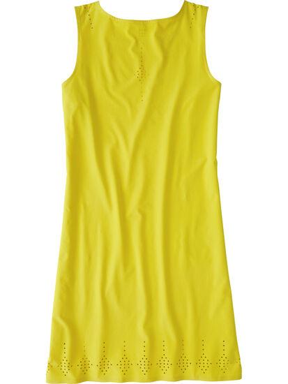 Unconventional Sleeveless Dress: Image 2