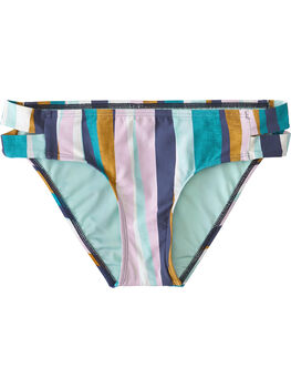 Naiad Bikini Bottom - Broken Stripes