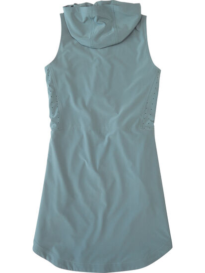 Boom Sleeveless Hoodie Dress: Image 2