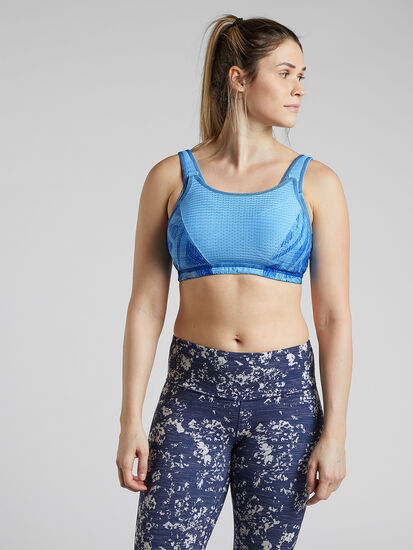 Squad Adjustable Sports Bra: Image 1