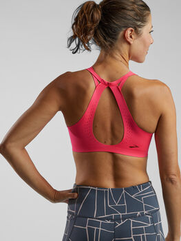 Run It All Strappy Sports Bra