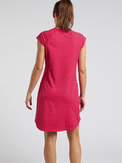 Tomboy Short Sleeve Dress: Image 4