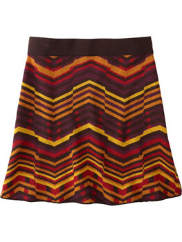 Super Power Skirt - Sahara Stripe