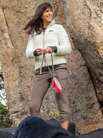 Point Reyes Pants: Model Image