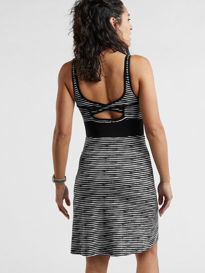 Connelly Dress - Painted Stripe, , original