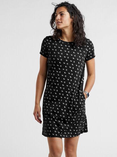 Seismic Shift Dress: Image 5