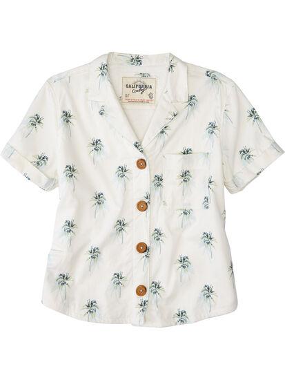 Whoa-loha Short Sleeve Shirt - Indio Palm: Image 1