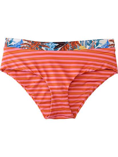 Hipster Bikini Bottom - Fern Stripe: Image 1