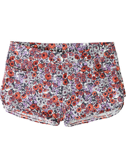 Leadbetter Swim Shorts -  Poppy: Image 1