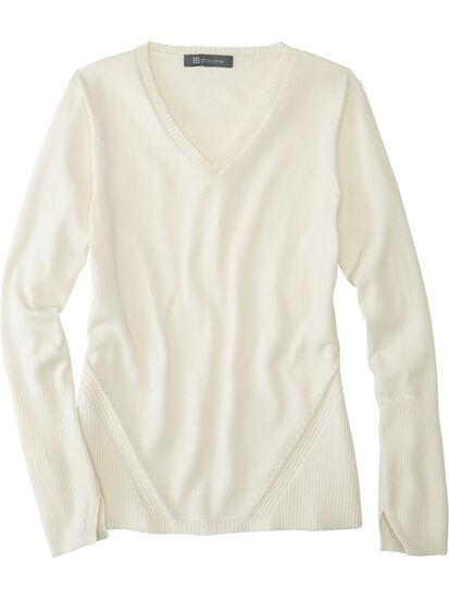 Synergy Adept V-neck Sweater: Image 1