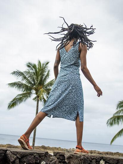 Round Trip Midi Dress - Indio: Image 10