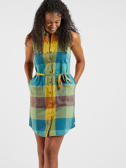Three Day Shirt Dress: Image 3