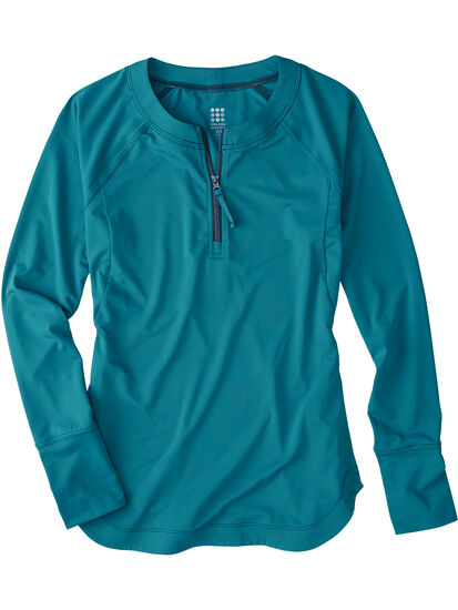 Sunbuster Long Sleeve Pullover - Solid: Image 1