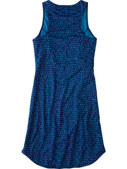 Alpha Racerback Dress - Batik Dot: Image 2