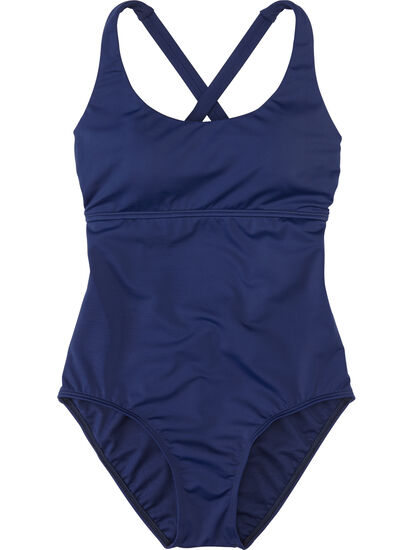 Real Deal One Piece Swimsuit: Image 1