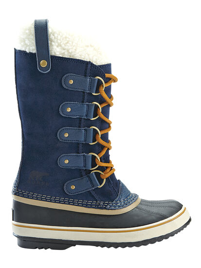 Betty Boot Tall - Navy: Image 2