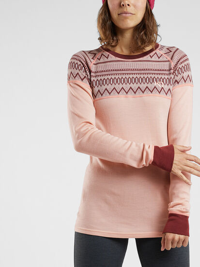 Scandi Long Sleeve Top: Image 3