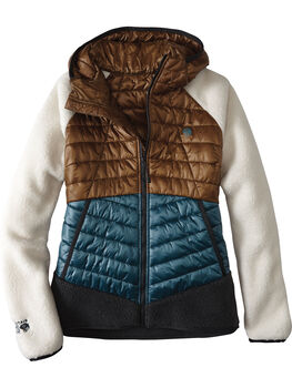 Yeti Hybrid Fleece Jacket