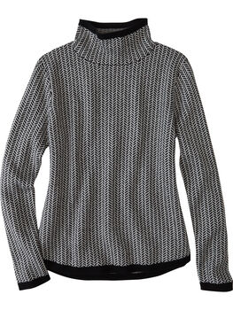 Barra Sweater - Herringbone