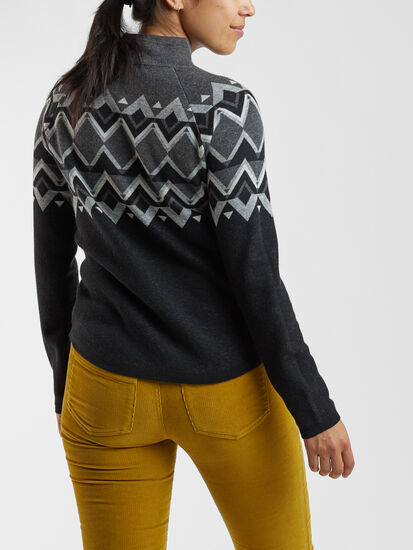 Barra Sweater - Fair Isle: Image 4