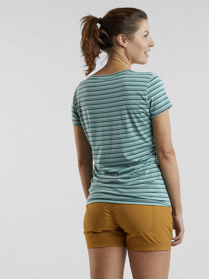 Aviatrix Short Sleeve Pocket Tee: Image 4