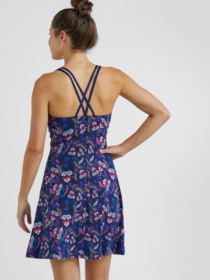 Yes Dress - Keukenhof: Model Image