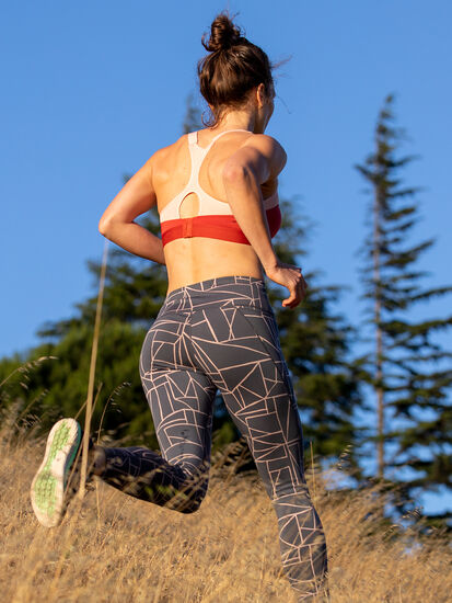 Mad Dash Reversible 7/8 Running Tights - Remodel: Image 7