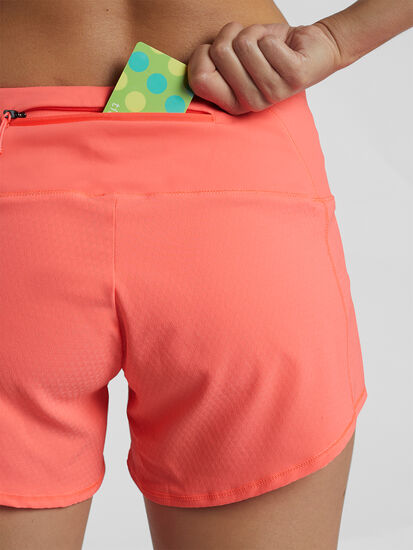 Obsession Running Shorts - Solid: Image 4