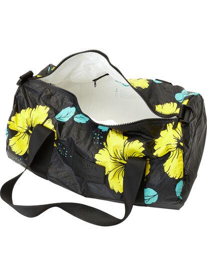 Aloha Weekender Duffle Bag - Hibiscus: Image 3