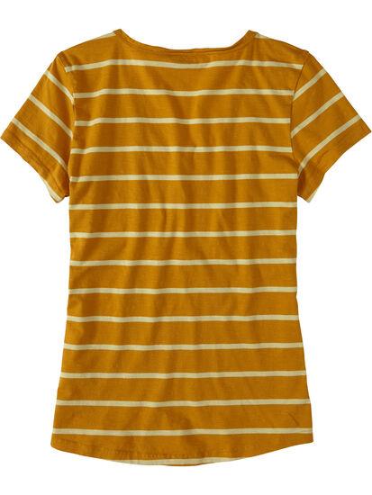 Samba V Neck Short Sleeve Tee: Image 2