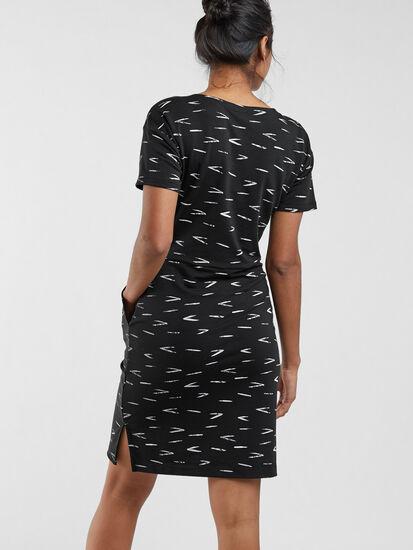 Deep Pockets Dress - Sandpiper: Image 4