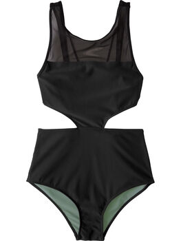 Veronica Cut Out One Piece Swimsuit