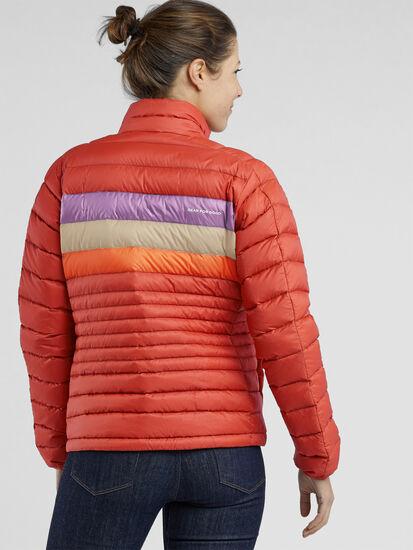 La Exploradora Down Puffer Jacket, , original