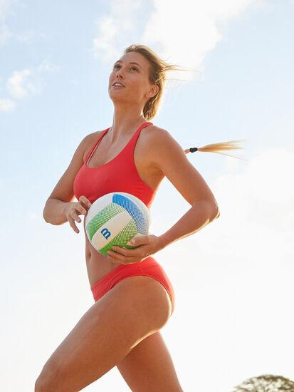 Lehua Bikini Bottom - Solid: Model Image