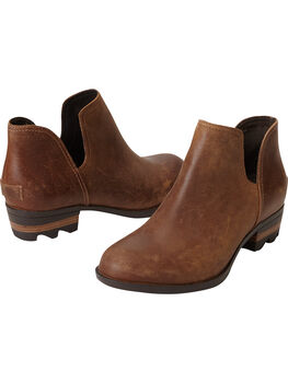 Jacinda Cut-Out Bootie