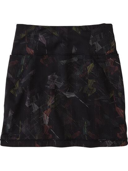 Mad Dash Reversible Skirt - Origami: Image 2