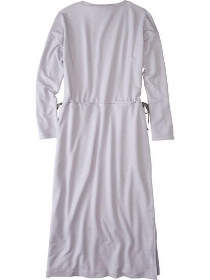Uprising Long Sleeve Midi Dress : Image 2