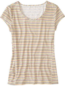 Henerala 2.0 Short Sleeve Top - Little Stripe