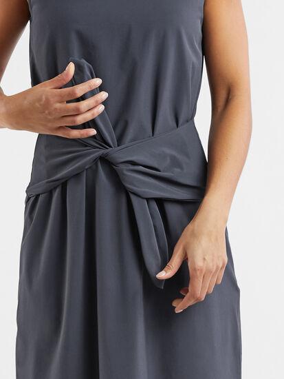 Round Trip Midi Dress - Solid: Image 7