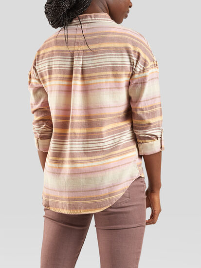 Spring Flannel Long Sleeve Shirt: Image 4